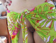 L'intimité d'une beurette sexe